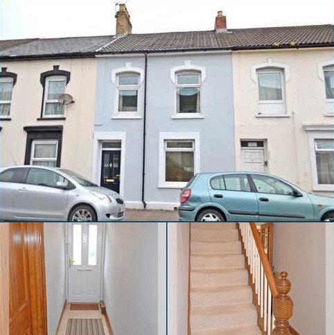 3 bedroom terraced house for sale - COMET STREET, ADAMSDOWN, CARDIFF