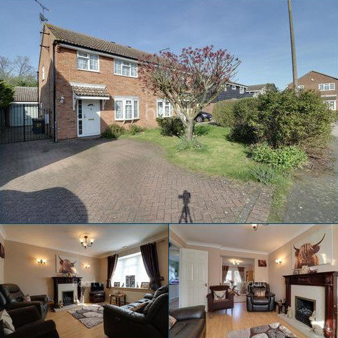 3 bedroom semi-detached house for sale - Tillingham Way, Rayleigh