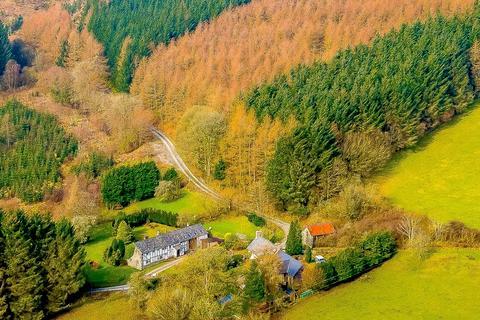 Land for sale - Cwm Yr Ychen Forest, Pan-y-Dwr, Rhyader LD6