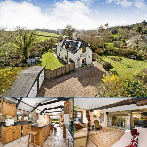 4 bedroom detached house for sale - Rattery, Devon, TQ10