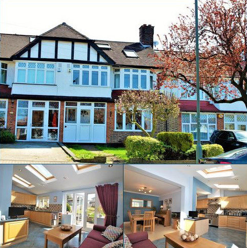 4 bedroom terraced house for sale - The Avenue, West Wickham, BR4