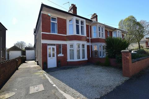 3 bedroom semi-detached house for sale - 5 Kyle Avenue, Rhiwbina, Cardiff. CF14 1SR