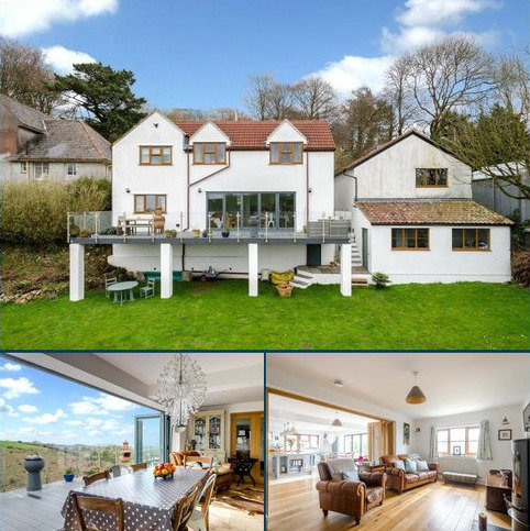 4 bedroom detached house for sale - Cuck Hill, Shipham, Winscombe, Somerset, BS25