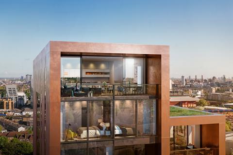 1 bedroom apartment for sale - Bronze, Wandsworth