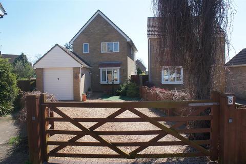 3 bedroom detached house for sale - Bakery Close, Cranfield, Bedford