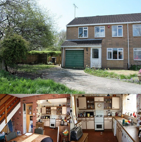 4 bedroom semi-detached house for sale - Turnham Green, Freshbrook, Swindon SN5