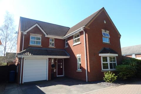 4 bedroom detached house for sale - Sister Dora Avenue, Burntwood WS7