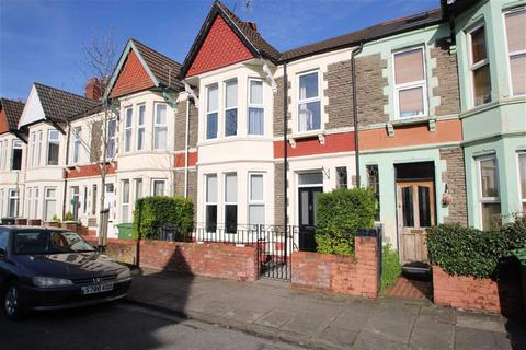 3 bedroom terraced house for sale - Summerfield Avenue, Cardiff