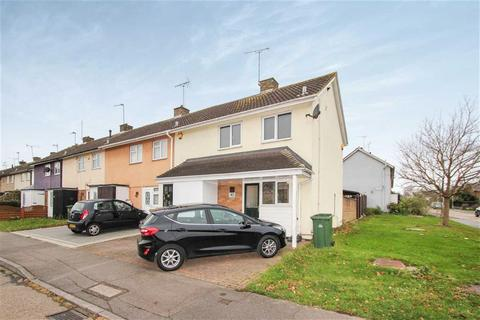 2 bedroom end of terrace house for sale - Beeleigh East, Basildon, Essex