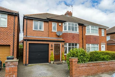 4 bedroom semi-detached house for sale - The Garlands, Rawcliffe, YORK