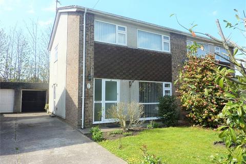 3 bedroom semi-detached house to rent - Berkley Drive, Penarth