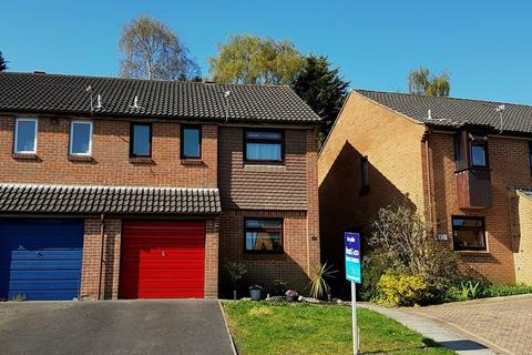 3 bedroom semi-detached house for sale - Tollard Close, Parkstone, Poole