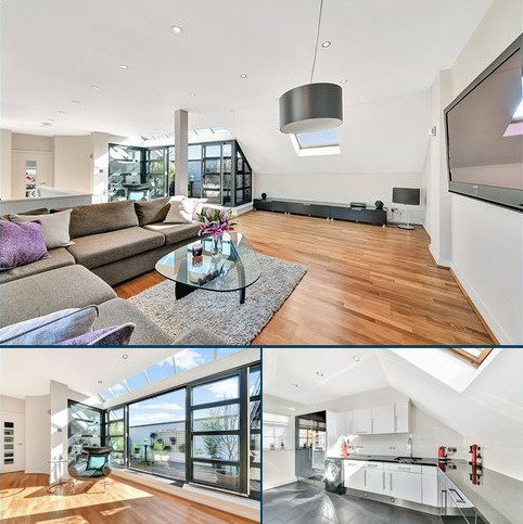 2 bedroom flat for sale - Dundee Court, 73 Wapping High Street, London, E1W