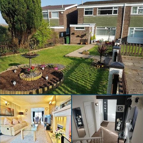 3 bedroom semi-detached house for sale - Glenwood, llanedeyrn, Cardiff