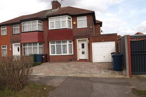 3 bedroom semi-detached house for sale - Braithwaite Gardens, Stanmore