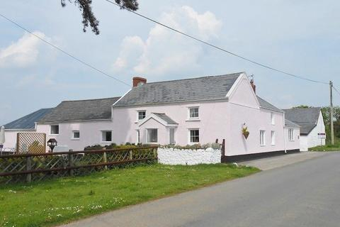 4 bedroom farm house for sale - Cilonen Fawr Farm Cilonen , Three Crosses, Swansea. SA4 3UN