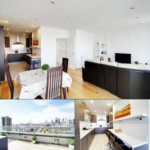 3 bedroom flat to rent - Wilson Tower, E1