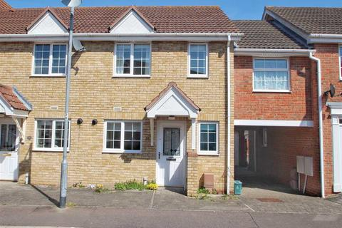 2 bedroom end of terrace house for sale - Titus Way, Myland, Colchester