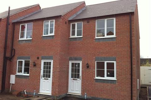 2 bedroom end of terrace house to rent - Shamrock Court, Lincoln