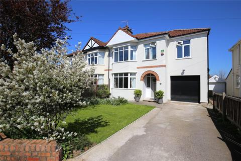 4 bedroom semi-detached house for sale - Lyndhurst Road, Westbury-On-Trym, Bristol, BS9