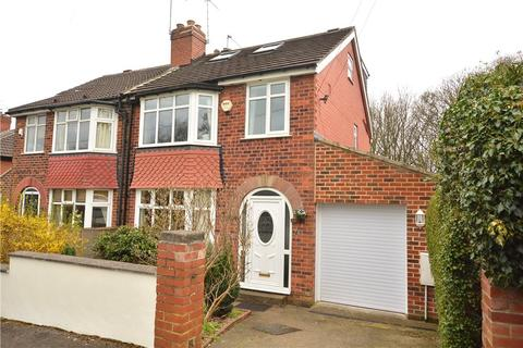 4 bedroom semi-detached house for sale - Ridgeway, Roundhay, Leeds