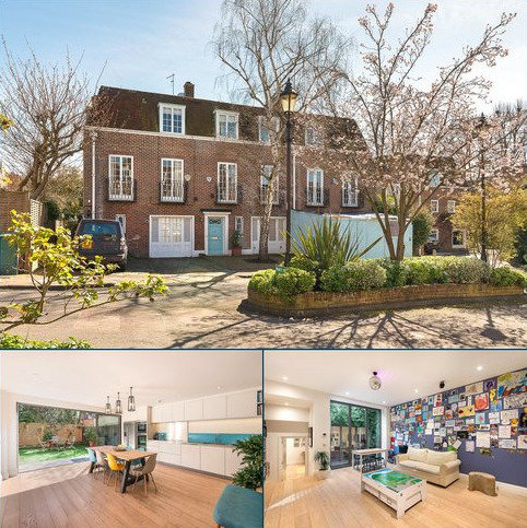 4 bedroom house for sale - Abbotsbury Close, Holland Park, London