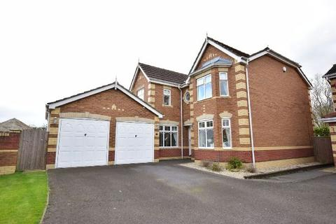 4 bedroom detached house for sale - Willow Close, Laceby, Grimsby