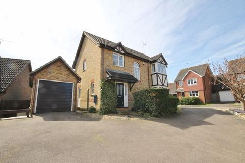 4 bedroom detached house for sale - Henry Burt Way, Burgess Hill, West Sussex