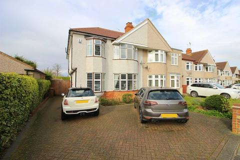 4 bedroom semi-detached house for sale - Chatsworth Avenue, Sidcup, DA15 9BS