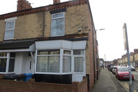 3 bedroom end of terrace house for sale - Albert Avenue, Hull, HU3 6PG