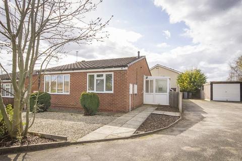 2 bedroom detached bungalow for sale - WOODBRIDGE CLOSE, CHELLASTON