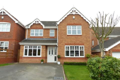 4 bedroom detached house for sale - Katsura Close, Streetly