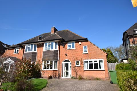 4 bedroom semi-detached house for sale - Witley Avenue, Solihull, West Midlands