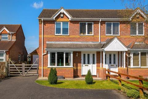 3 bedroom semi-detached house for sale - Wesley Way, Horncastle