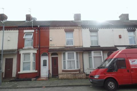 2 bedroom terraced house for sale - 14 Milton Road, Liverpool