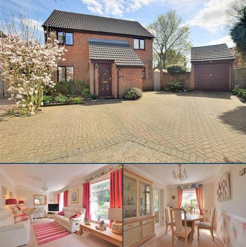 4 bedroom detached house for sale - St Valery, Takeley