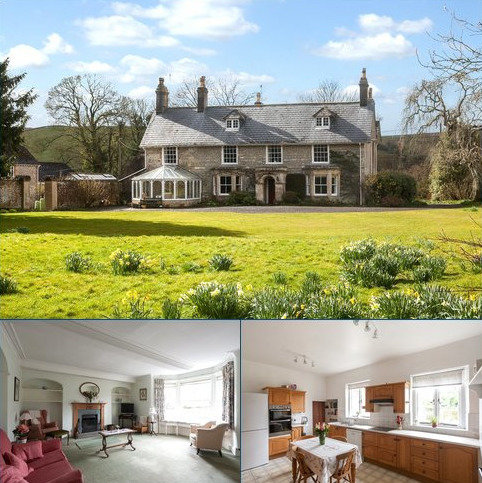 5 bedroom detached house for sale - Brixton Deverill, Warminster, Wiltshire, BA12