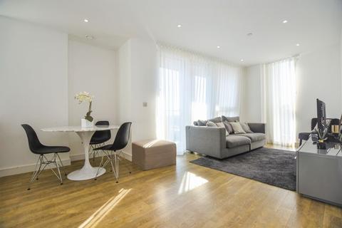 2 bedroom apartment to rent - Pinto Tower, Nine Elms Point, Nine Elms
