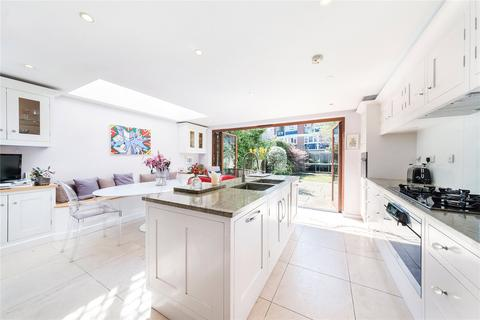 4 bedroom end of terrace house to rent - Juer Street, London, SW11