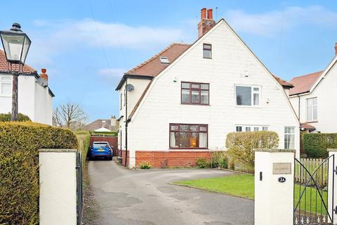 4 bedroom semi-detached house for sale - The Sycamores, Bramhope, Leeds, LS16