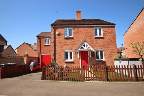 4 bedroom detached house for sale - Falldor Way, Ampthill, Bedford, MK45