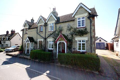 4 bedroom semi-detached house for sale - Rectory Road, Campton, Shefford, SG17