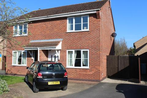 2 bedroom semi-detached house for sale - Wetherby Close, Bourne, PE10
