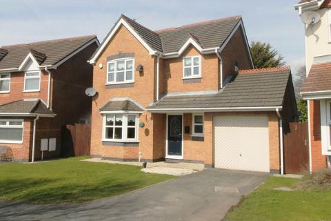 3 bedroom detached house for sale - Foxhunter Drive