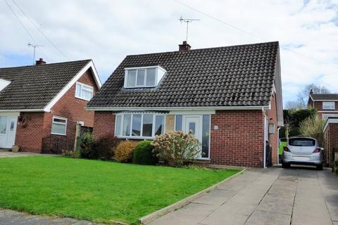 3 bedroom bungalow for sale - Dovedale Close, Burton-on-Trent
