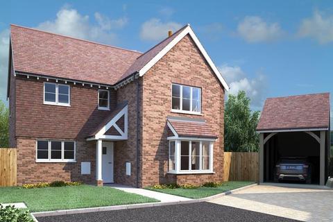 3 bedroom detached house for sale - Plot 5, Fishers Road, Tonbridge, Kent, TN12 0DD