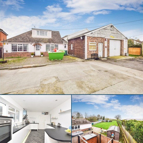 4 bedroom chalet for sale - Harwich Road, Beaumont CO16 0AS