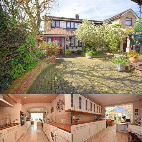 3 bedroom semi-detached house for sale - Blackwater Close, Chelmsford, CM1 7QJ