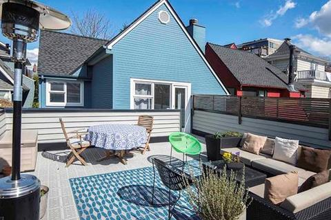 3 bedroom semi-detached house  - 2726 West 2nd Avenue, Kitsilano, Vancouver