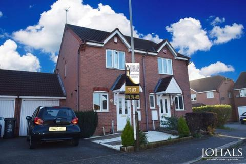 2 bedroom semi-detached house to rent - Stanier Drive,  Leicester, LE4